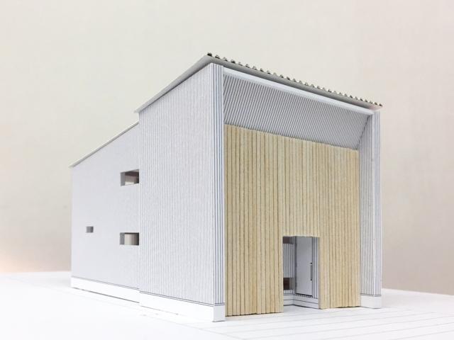 計画中の建築模型!1