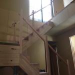 オープン階段!1