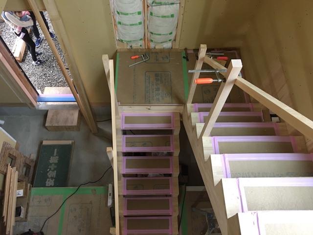 オープン階段!2