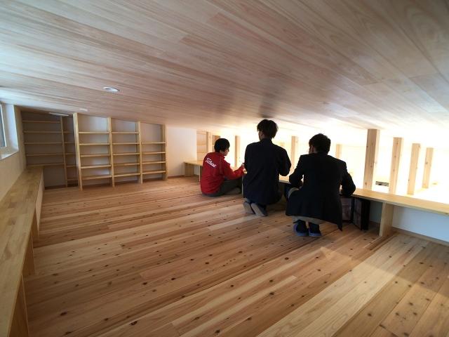 オープンハウス:「桧のかおる省エネ住宅~2人だけの自由な空間~」5