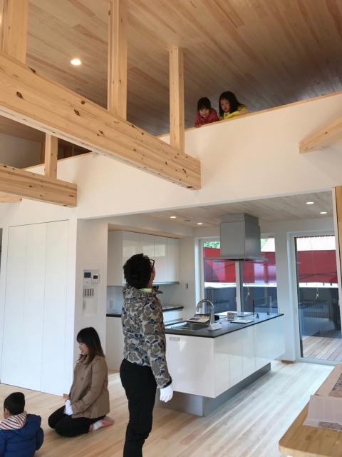 オープンハウス:「桧のかおる省エネ住宅~2人だけの自由な空間~」3