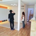 オープンハウス:「家事動線にこだわった家」1