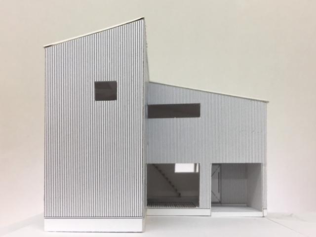 建築模型完成!2