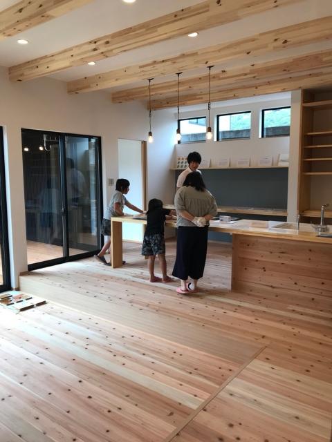 オープンハウス:「一体型キッチンを楽しむ家」を開催中1