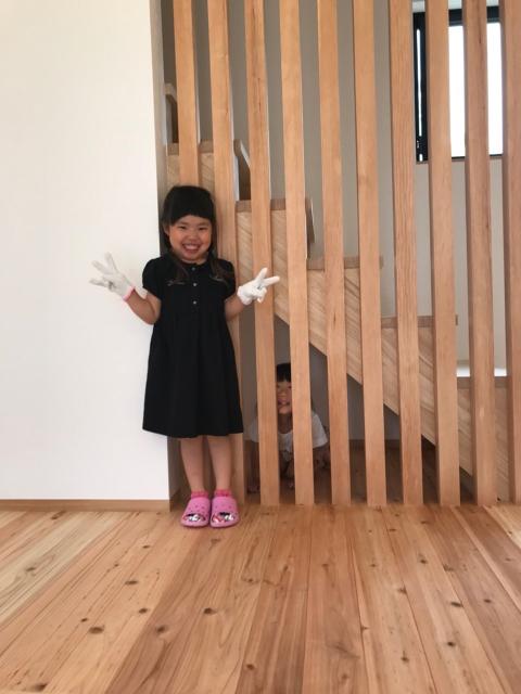 「一体型キッチンを楽しむ家」オープンハウス7
