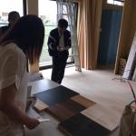 造作家具などの塗装工事!