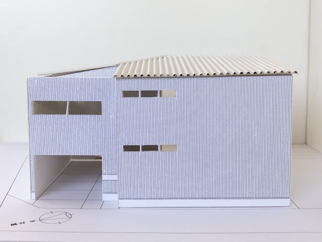 建築模型!3