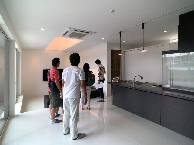 オープンハウス:「ニッチが沢山ある家」を開催中2